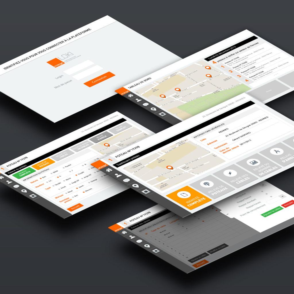 Orange Business Services - Loki